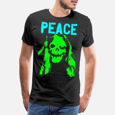 Death Proof – Todsicher 2reborn Tod Death hell peace friede hoelle boese s - Männer Premium T-Shirt
