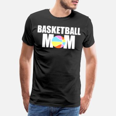 Free Throw Basketball mom basketball mom gift - Men's Premium T-Shirt