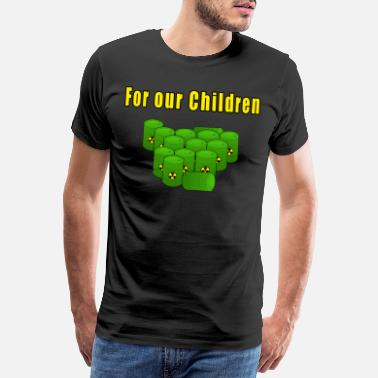Mutation For our children - Männer Premium T-Shirt