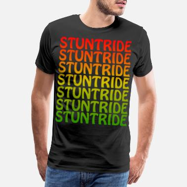 Spin Fan of stunt routines and rides? Grab this - Men's Premium T-Shirt