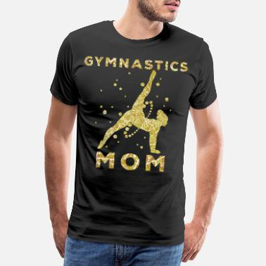Contest Gymnastics Heart Gymnast - Men's Premium T-Shirt
