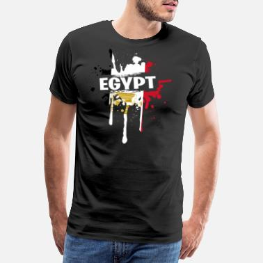 Splash Awesome Egypt T Shirt Hommes - T-shirt Premium Homme