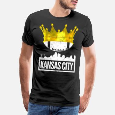 Kansas City Chiefs Kansas City - Männer Premium T-Shirt
