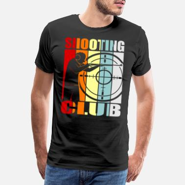 Shooting Club Shooting club - Men's Premium T-Shirt