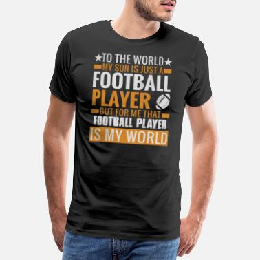 Super Sport Football - Männer Premium T-Shirt