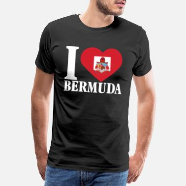 Arizona BERMUDA - Premium T-skjorte for menn