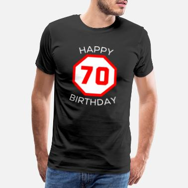 Serenade 70th Birthday - Men's Premium T-Shirt