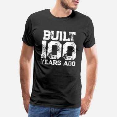 100th Birthday 100th birthday - Men's Premium T-Shirt