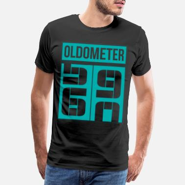 60 Years 60th birthday - Men's Premium T-Shirt