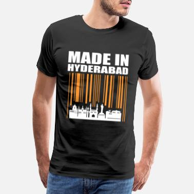 Hyderabad Hyderabad India - Camiseta premium hombre