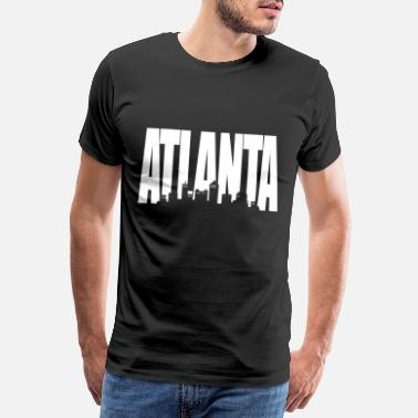 Atlanta Atlanta - Men's Premium T-Shirt