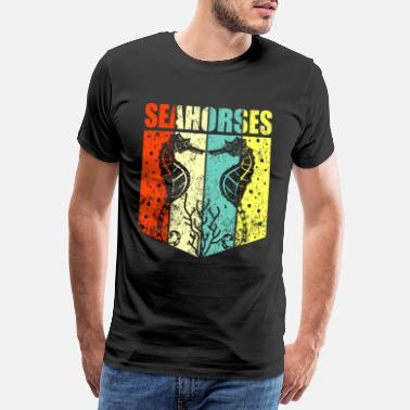 Sea Horse sea horse - Men's Premium T-Shirt