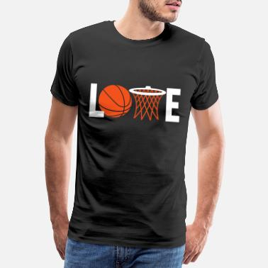 Basketball Player basketball - Men's Premium T-Shirt