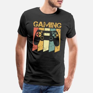 Sous-vêtements Informatique Gaming - T-shirt premium Homme