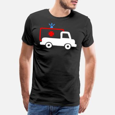 Doc ambulance - Men's Premium T-Shirt