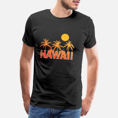 Nicholas Hawaii - Men's Premium T-Shirt