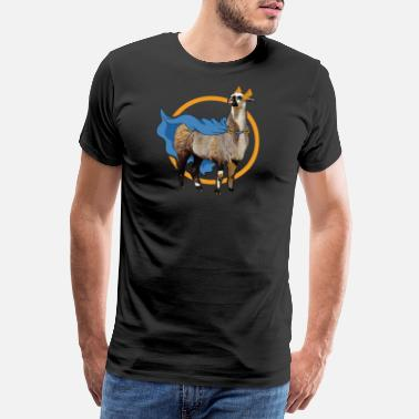 Spreadfeelings animals7 spread - Men's Premium T-Shirt