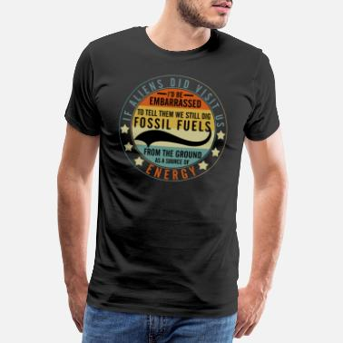Sinn If Aliens Did Visit Us ... - Men's Premium T-Shirt