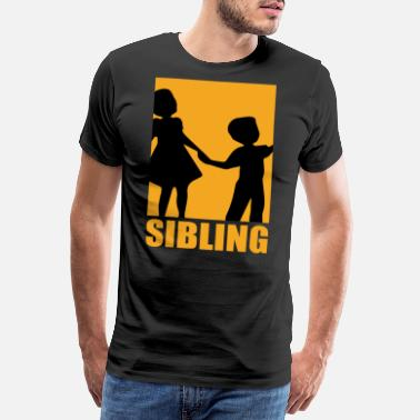 Relation 0300510042 job siblingSibling Design - Männer Premium T-Shirt