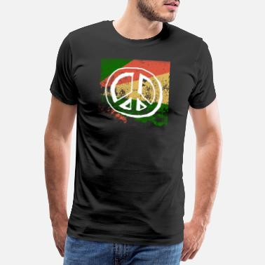 Peace Sign peace sign - Men's Premium T-Shirt