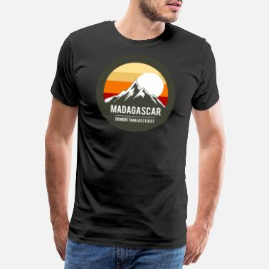 Landside Madagascar land homeland - Men's Premium T-Shirt