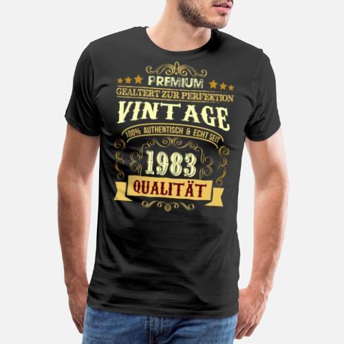35th Birthday Shirt Gift 35 Year Old Man