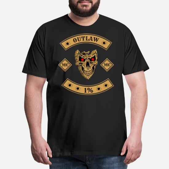 HORS SERVICE HORS SERVICE-Messieurs-T-shirt Taille S à XXXL