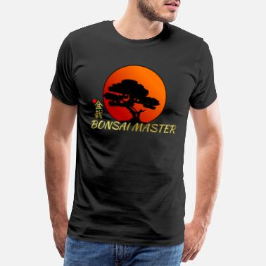 Bonsai Bonsai Shirt Bonsai Master Gift - Men's Premium T-Shirt