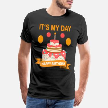 For Birthday Birthday birthday present - Men's Premium T-Shirt