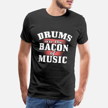 Musical Instrument Drum music instrument - Men's Premium T-Shirt