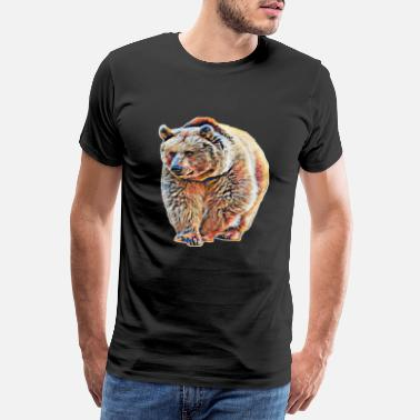 Grizzly Grizzly - Männer Premium T-Shirt