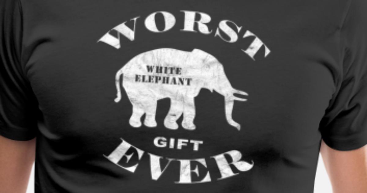 Schlimmste weiße Elefant Geschenk überhaupt wörtlich lustig von ...