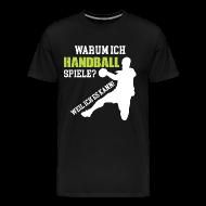 billig Die besten Handball T Shirts online bestellen | Spreadshirt  Schlussverkauf