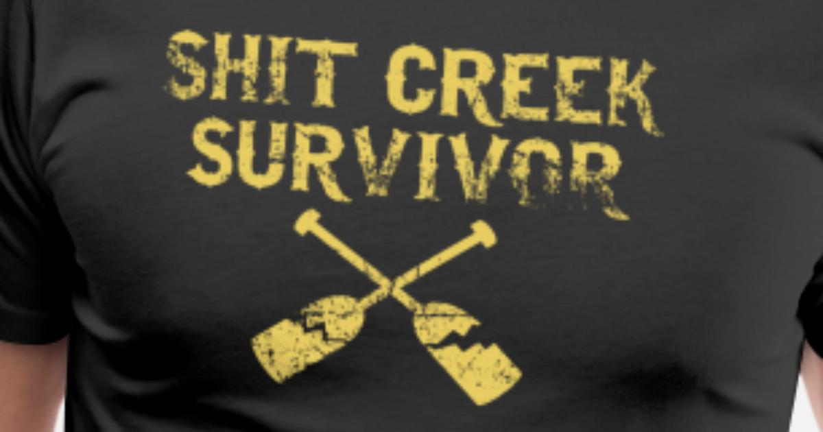 Premium HommeSpreadshirt T Creek Shirt Shit gbf6yY7