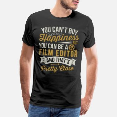Tv Bioscoopfilms Film Night Passion - Mannen Premium T-shirt