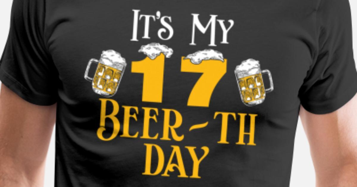 Bier Verjaardag Ritchie