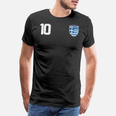 Jerseys Greece jersey - Men's Premium T-Shirt