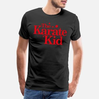Karate Kid Logo - Men's Premium T-Shirt