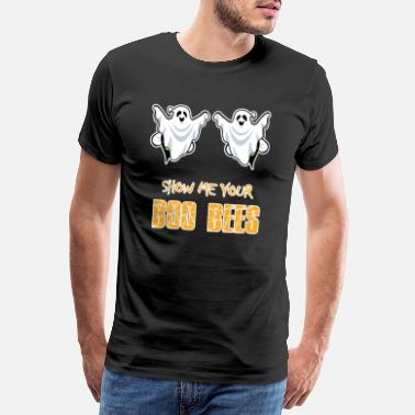 Honey Bee Boo Bees - Show Me Your Boo Bees - Ladies - Men's Premium T-Shirt