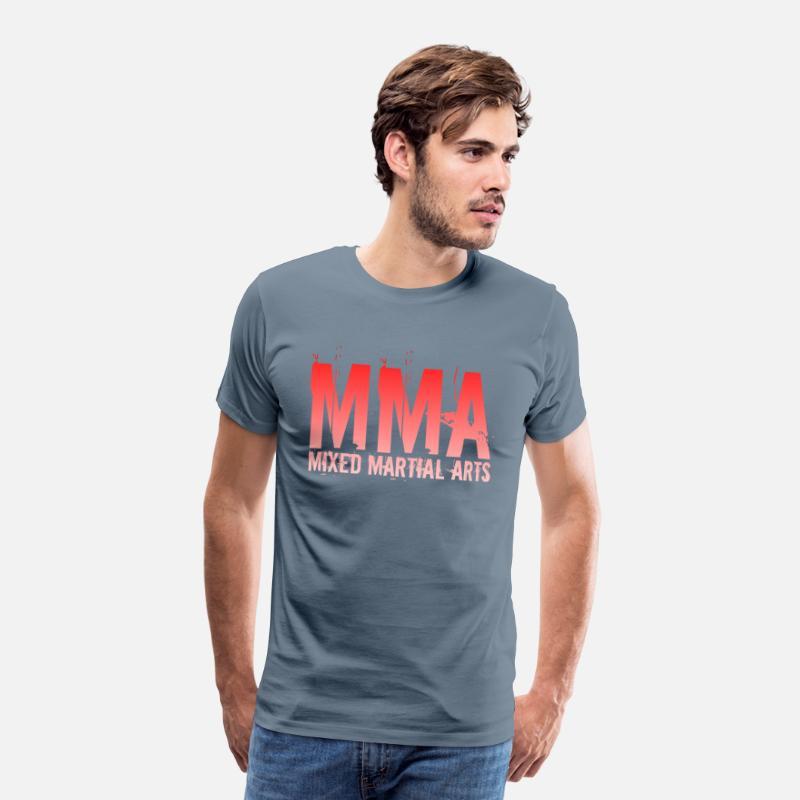 Fight Club MMA Mixed Martial Arts Koszulka Męska