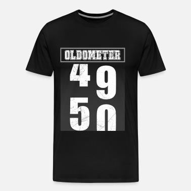1969 Regalo Per 50 Anni 50 Compleanno Maglietta Premium