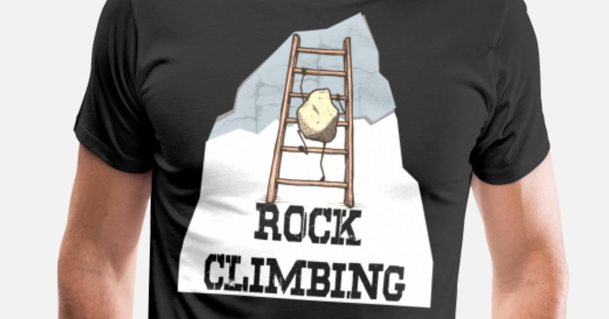 Klettergurt Männer : Klettern boulder kletterer klettergurt geschenk männer premium t