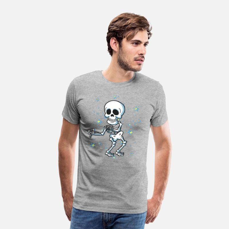 Halloween Long Sleeve Shirt Floss Like a Boss Skeleton Dance Funny Halloween Tee T-Shirt S-5XL