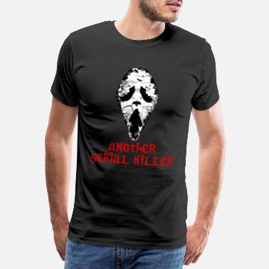 Zombie Killer Another serial killer - Men's Premium T-Shirt