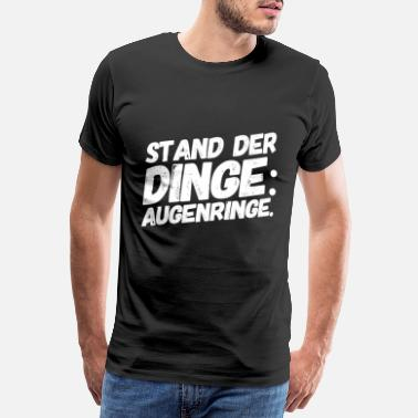 Suchbegriff Augenringe T Shirts Online Bestellen Spreadshirt