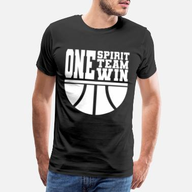 Trainer Basketball - Männer Premium T-Shirt