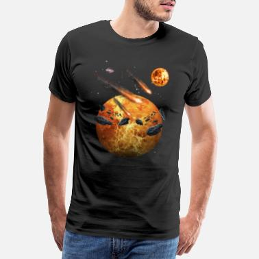 Solar space - Men's Premium T-Shirt