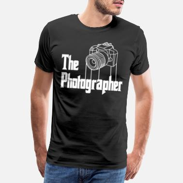 Journalist Photographer - Men's Premium T-Shirt