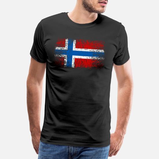 norges t-skjorte