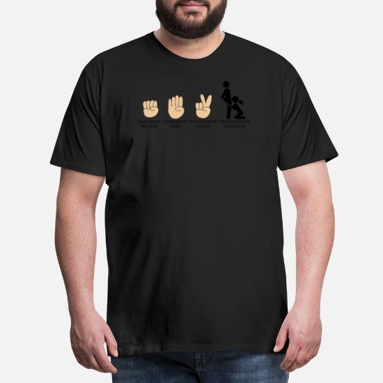 ac99e359 Men's Premium T-ShirtAdult Humor Novelty Graphic Sarcasm Funny T Shirt  Nothing beats a blowjob